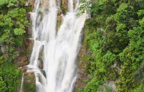 Cascate Del Verde Borrello Transiberiana Italia Esperienze Outdoor